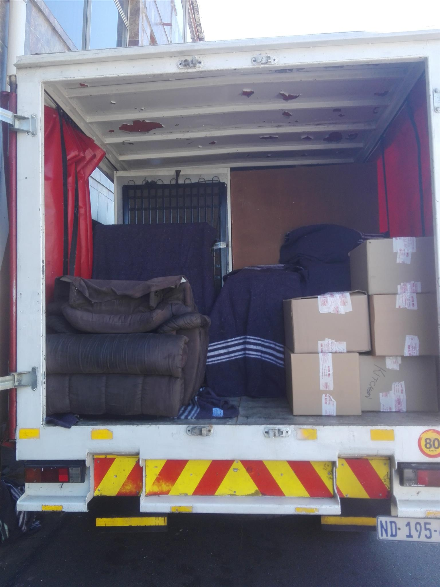 Removals and distribution
