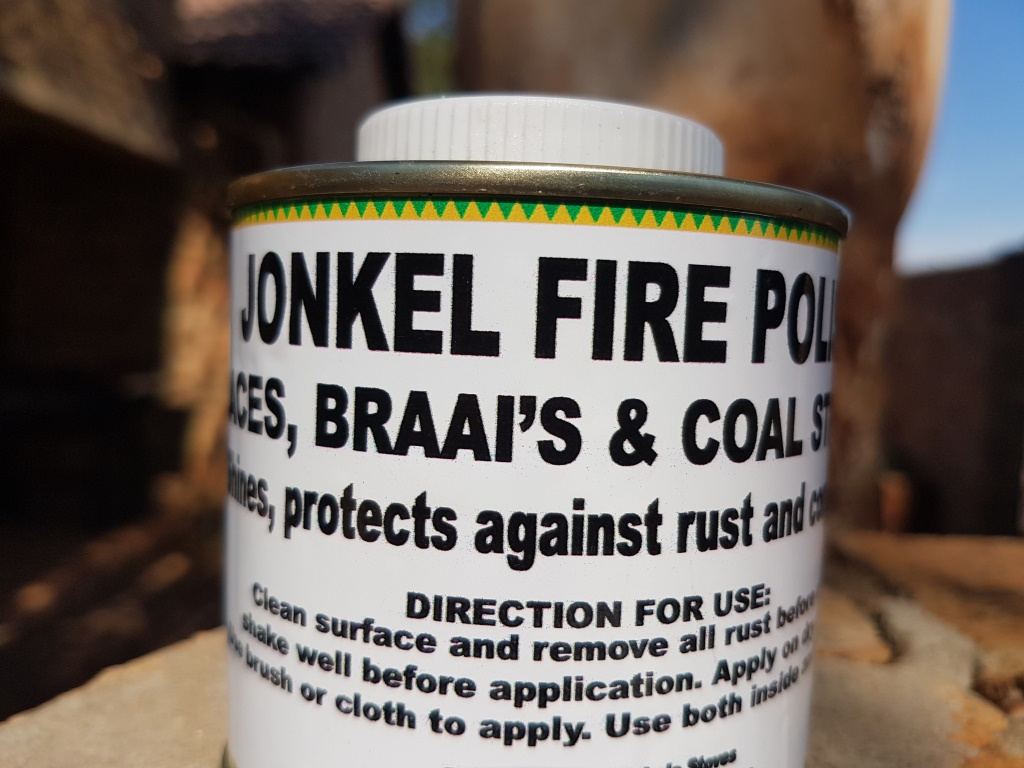 Jonkel - Coal stove polish