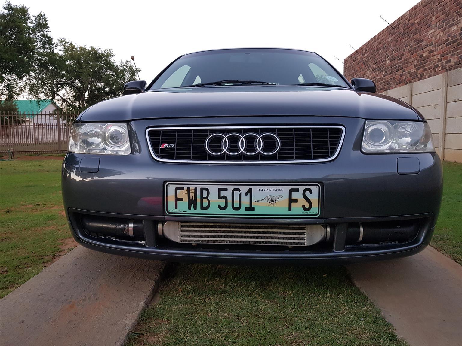 2002 Audi S3 3 door quattro