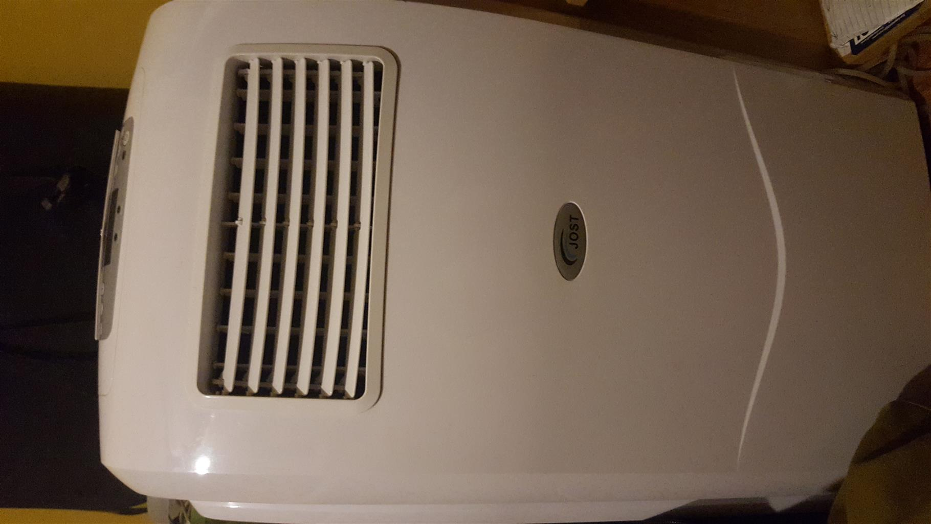 15000 BTU Jost portable airconditioner