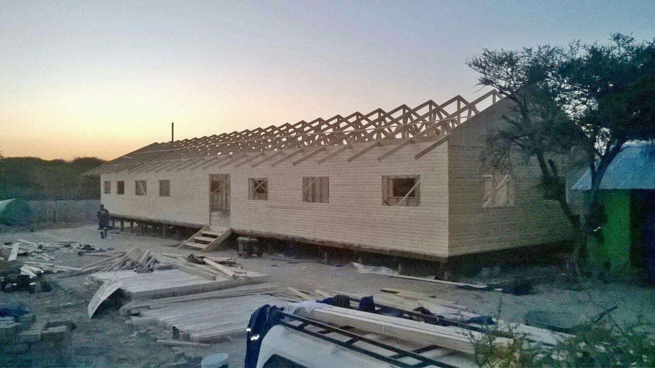Wendy houses and Log homes