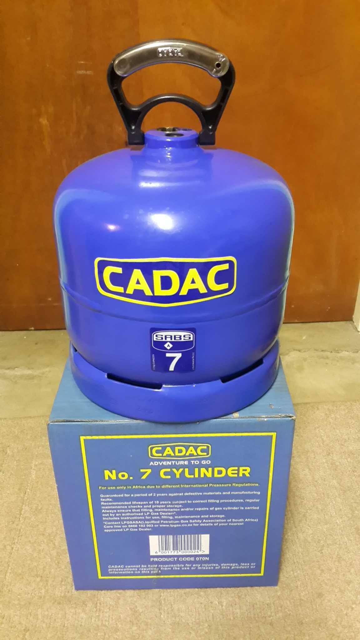 3kg Cadac Cylinder