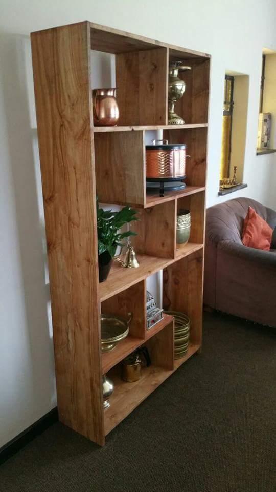Minger solid wood wall unit | Junk Mail