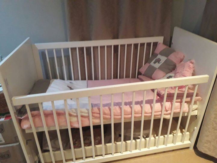 Large Cot for sale
