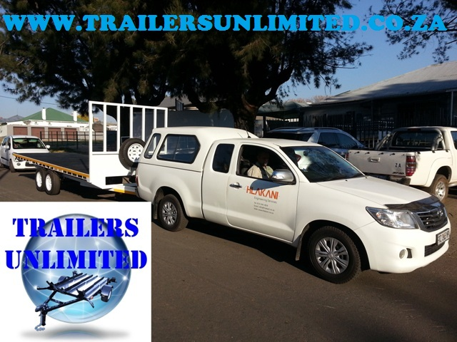 Furniture Trailer 5100 x 2000