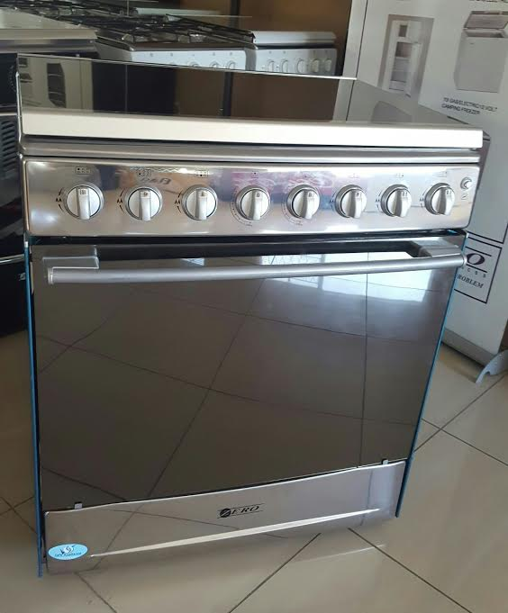 YR END SPECIAL 6 BRN GAS STOVES FROM R2999