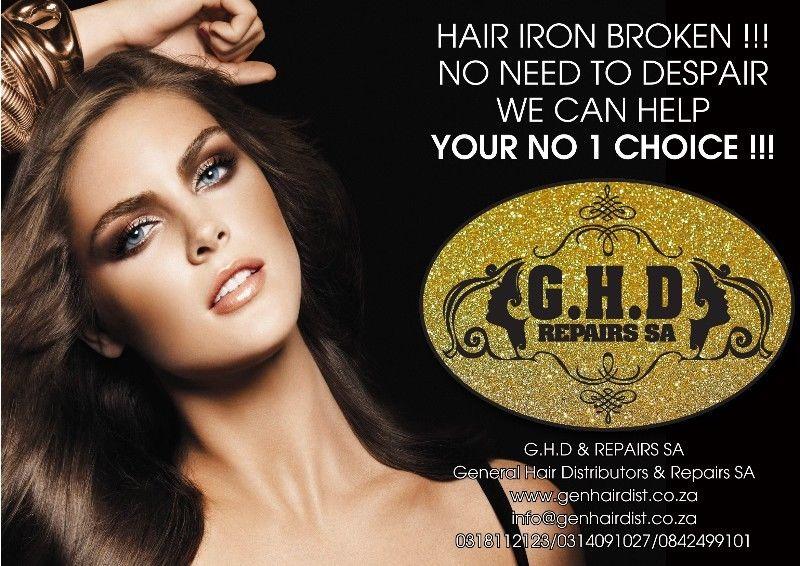 HAIR IRON REPAIRS