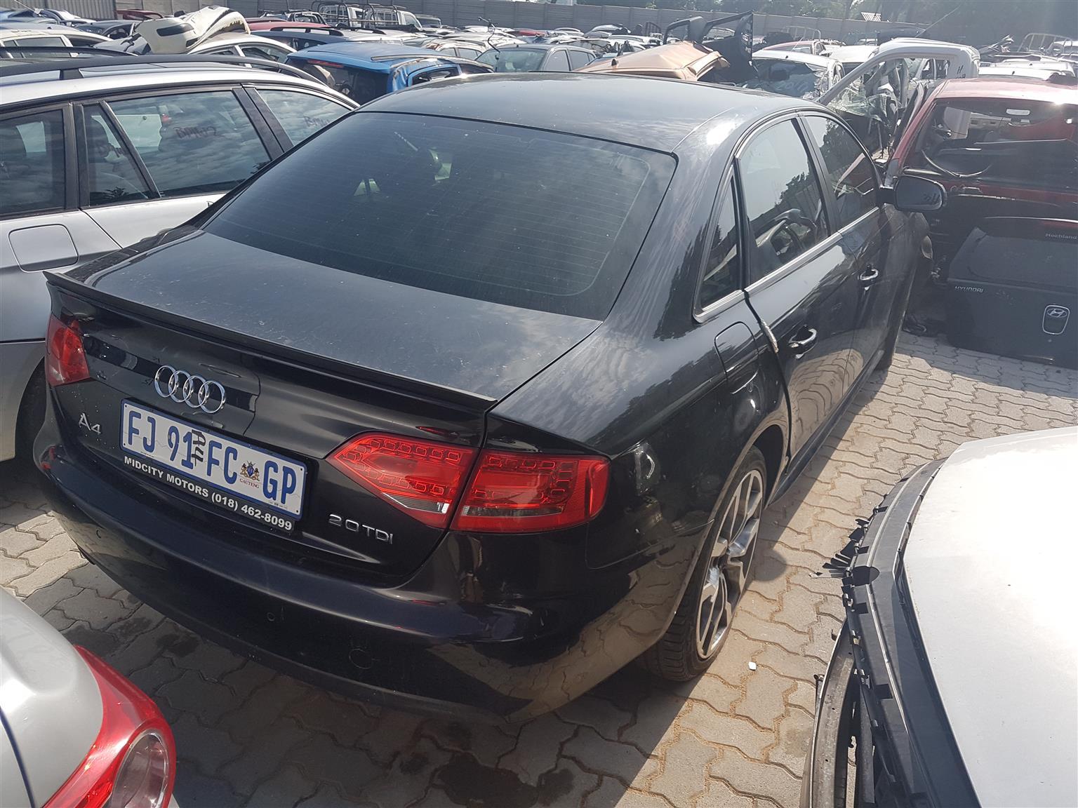 Audi A Tdi Junk Mail - Fj audi