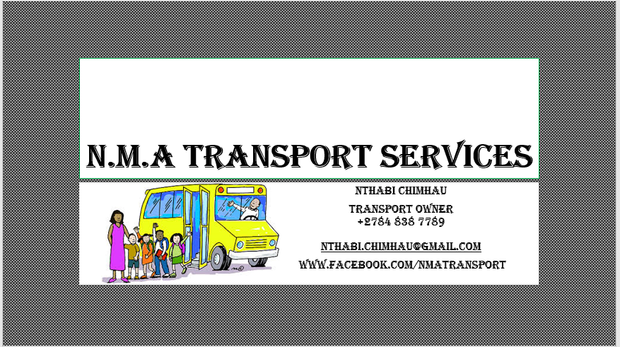 N.M.A TRANSPORT SERVICES
