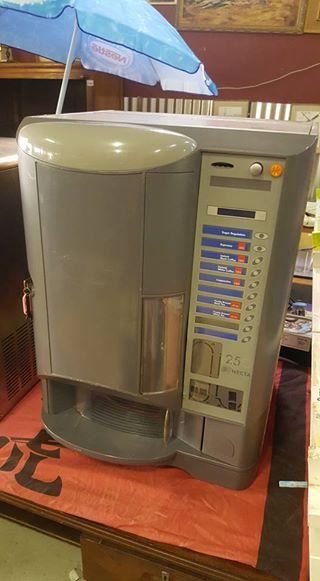 Necta Brio coffee machine