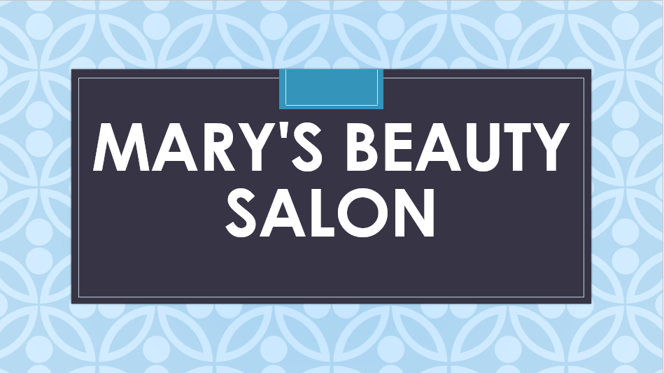 Mary's Beauty Salon