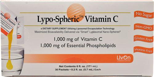 Livon Lypospheric Vitamin C