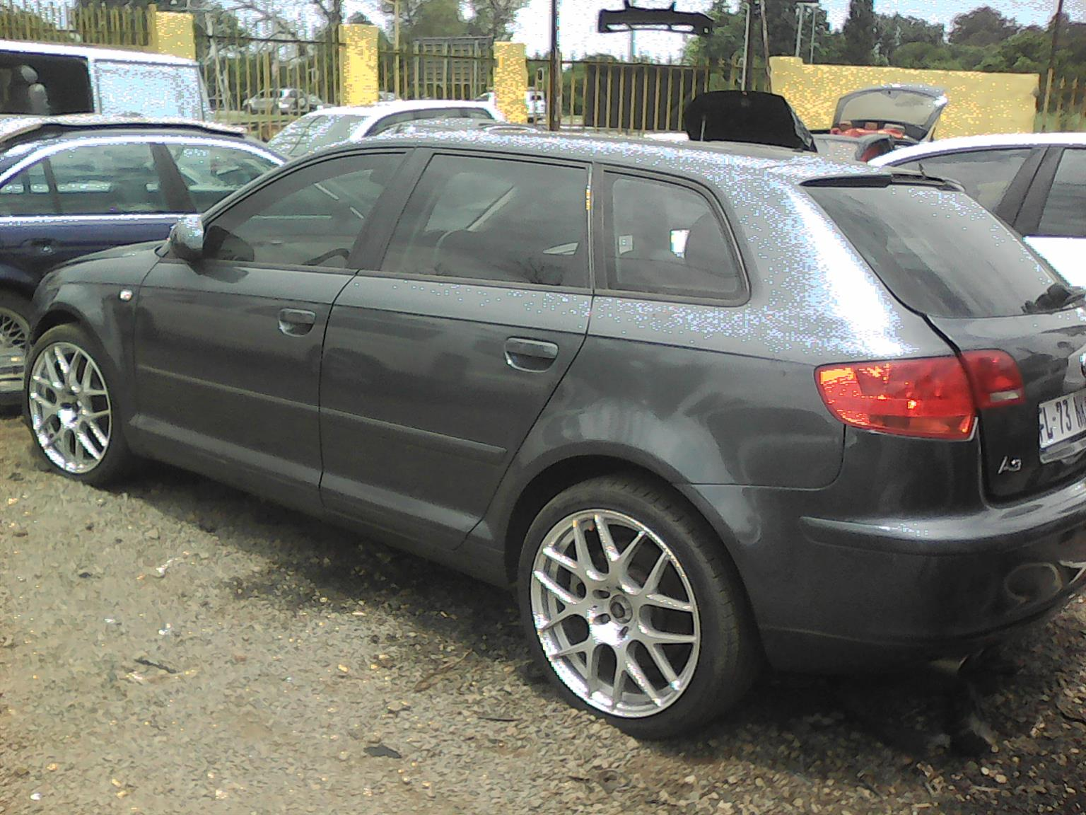 Audi A Junk Mail - 2007 audi a3