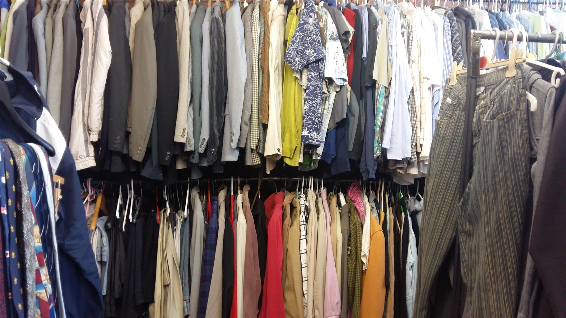 2nd Hand Antique & collectible & clothing shop for sale