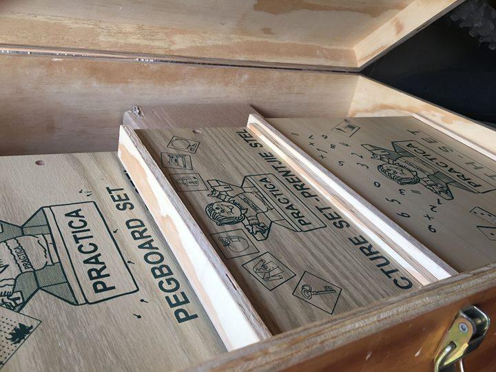 Practica educational box