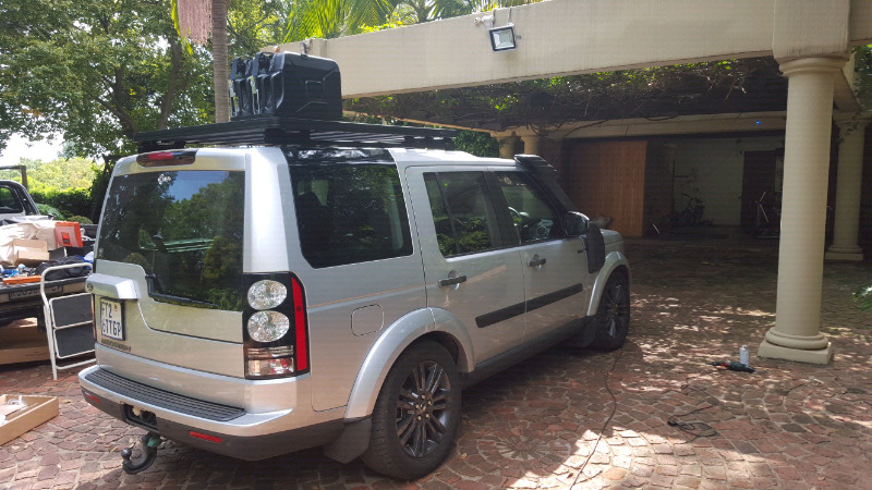 Land rover accessories - G4 outdoor