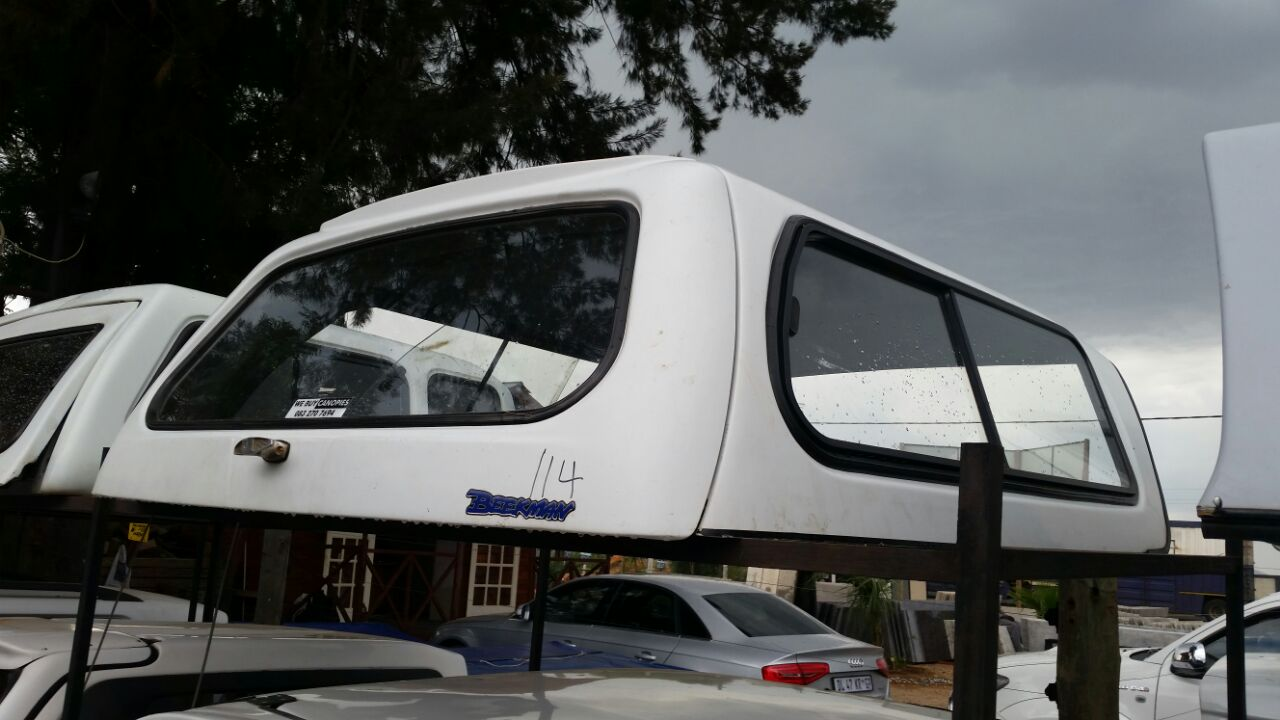 NP200 Canopy