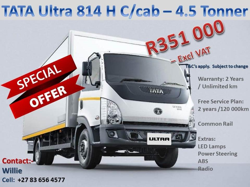 TATA Commercial Vehicles for Sale