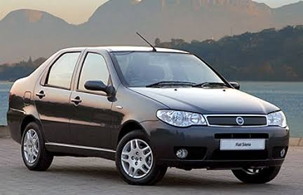 2008 Fiat Siena