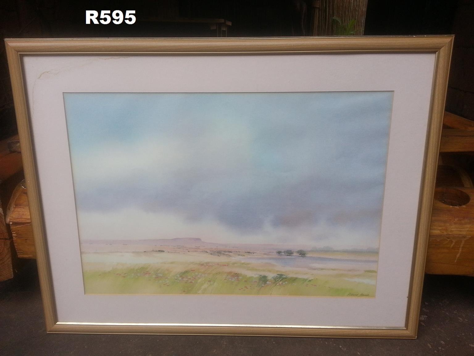 Richard Rennie Watercolor Painting (840x640)