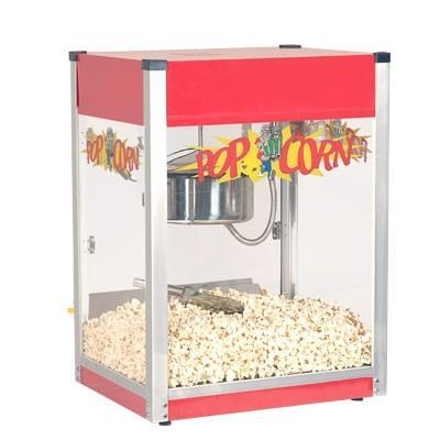 Popcorn and candy floss machine to hire