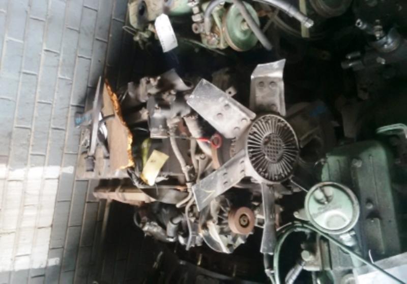 D0826 TRUCK ENGINE