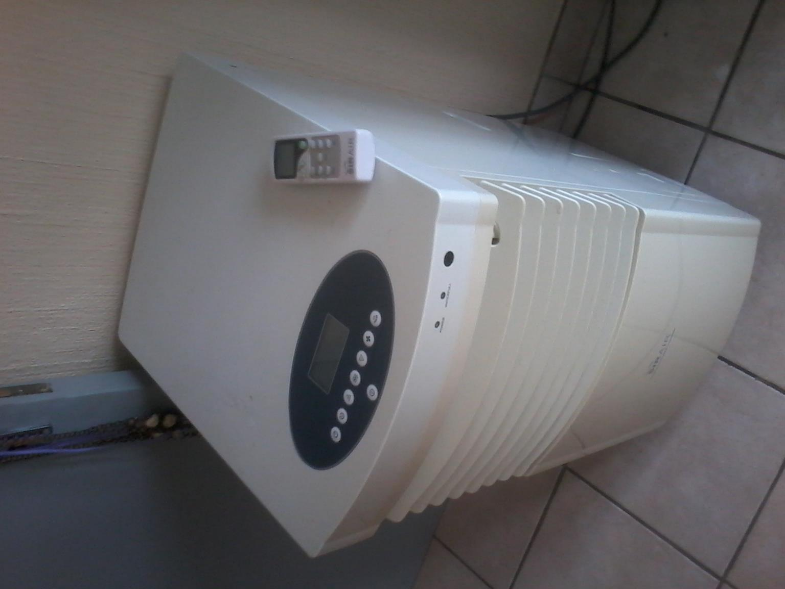 Portable Air-Con/Heater