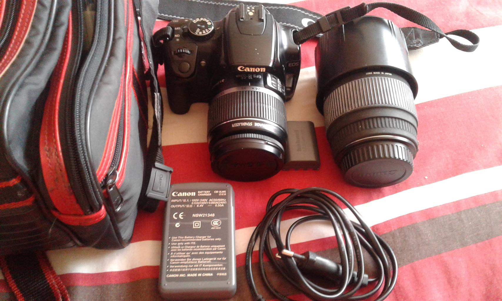 Canon eos400d for sale