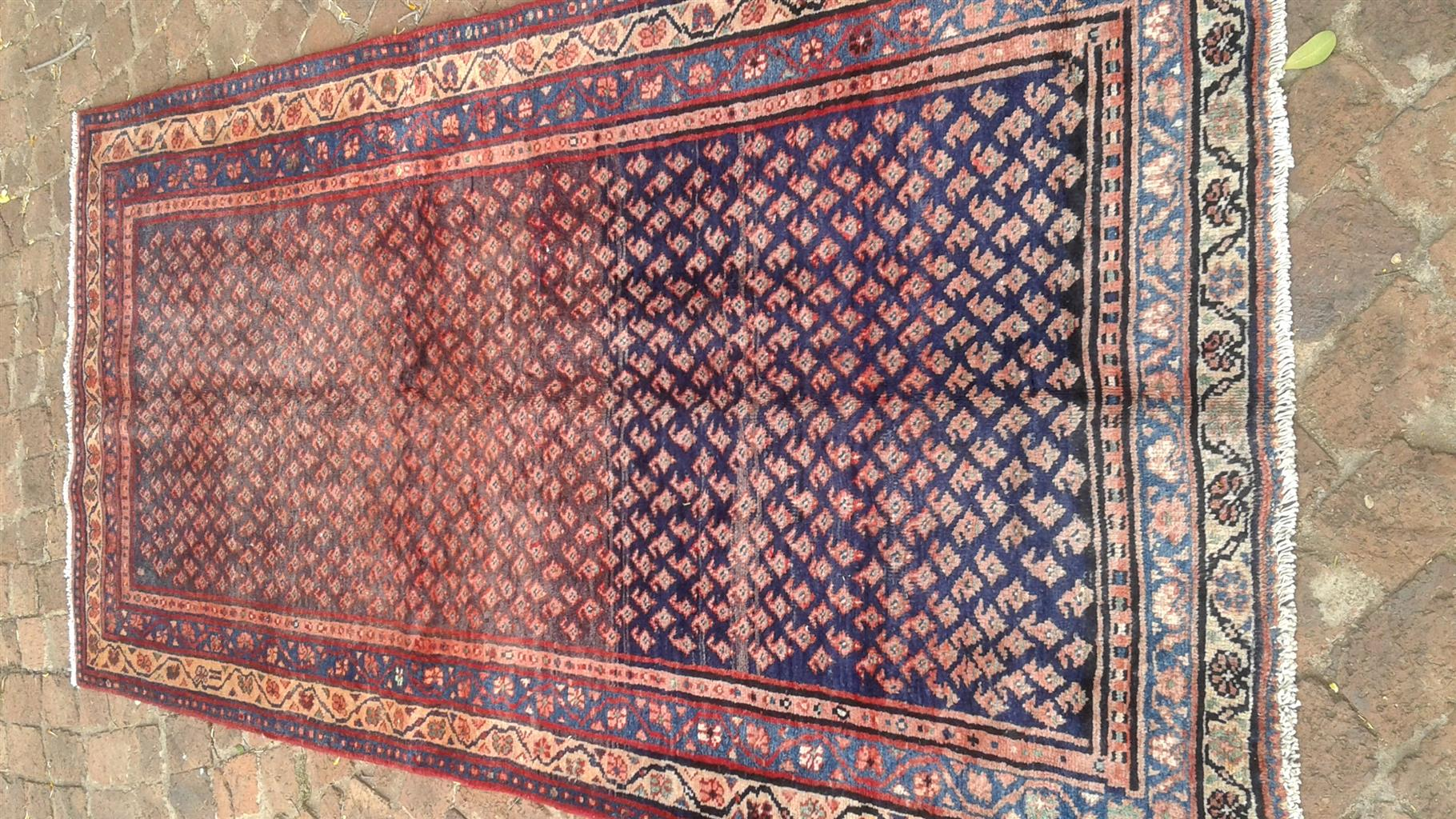 Mir handmade Persian carpet