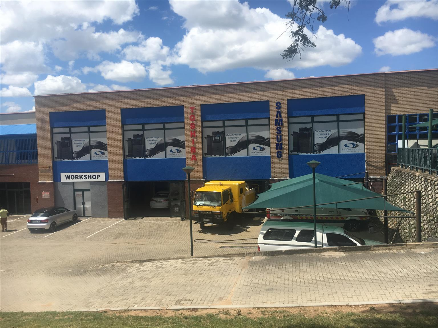 Prime commercial property to let - Nelspruit