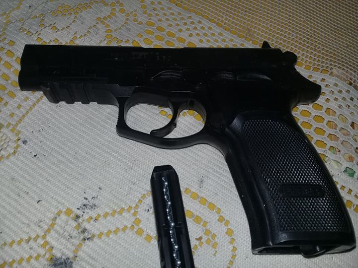 Gas gun good condition