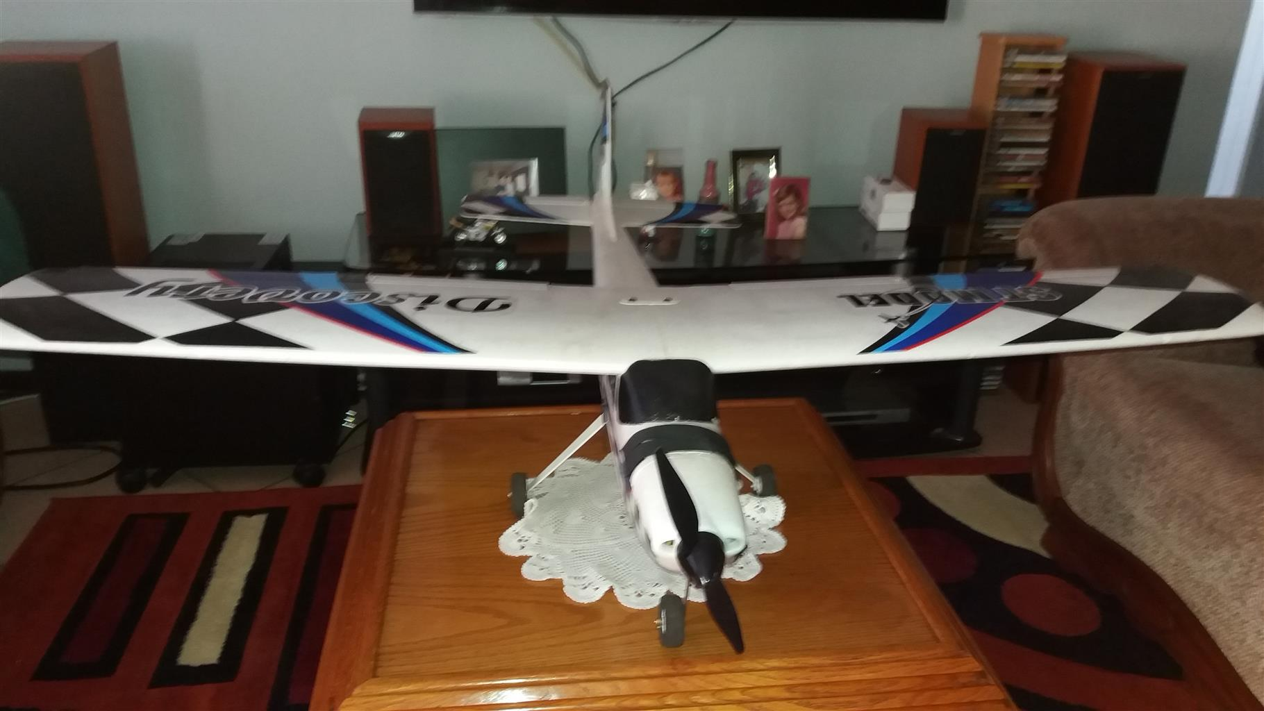 Radio controlled aircrafts and accessories for sale