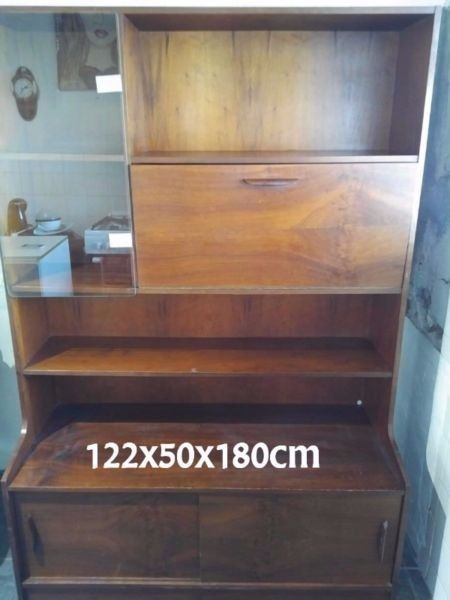 discount cabinet solid wood very good condition