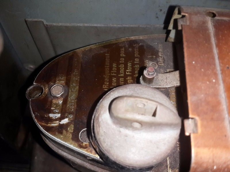 Oil Burning Heater