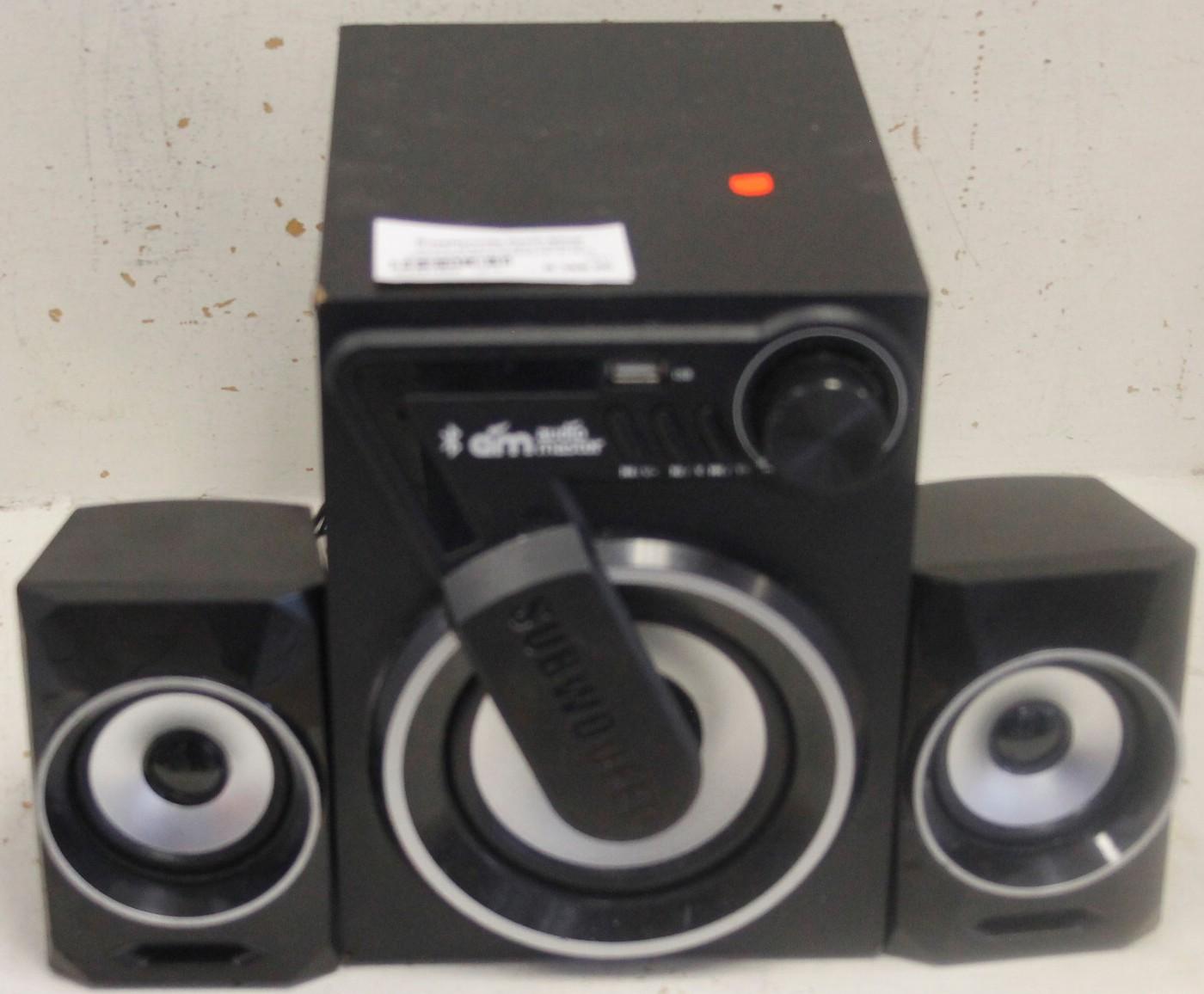 Audio master speakers S029180a #Rosettenvilepawnshop