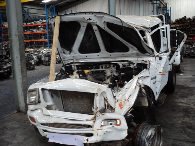 MAHINDRA BOLERO STRIPPING FOR SPARES