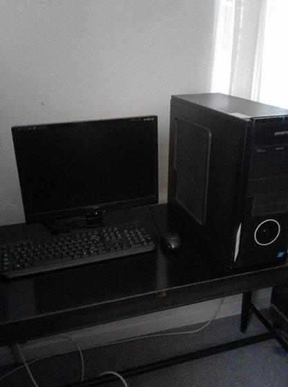I5 desktop pc