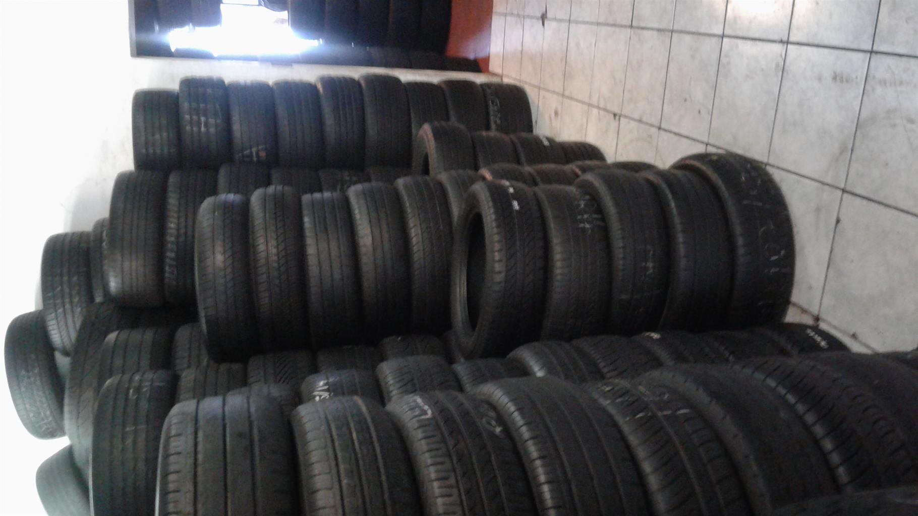 We are selling and buying good second hand tyres and mags, Rims