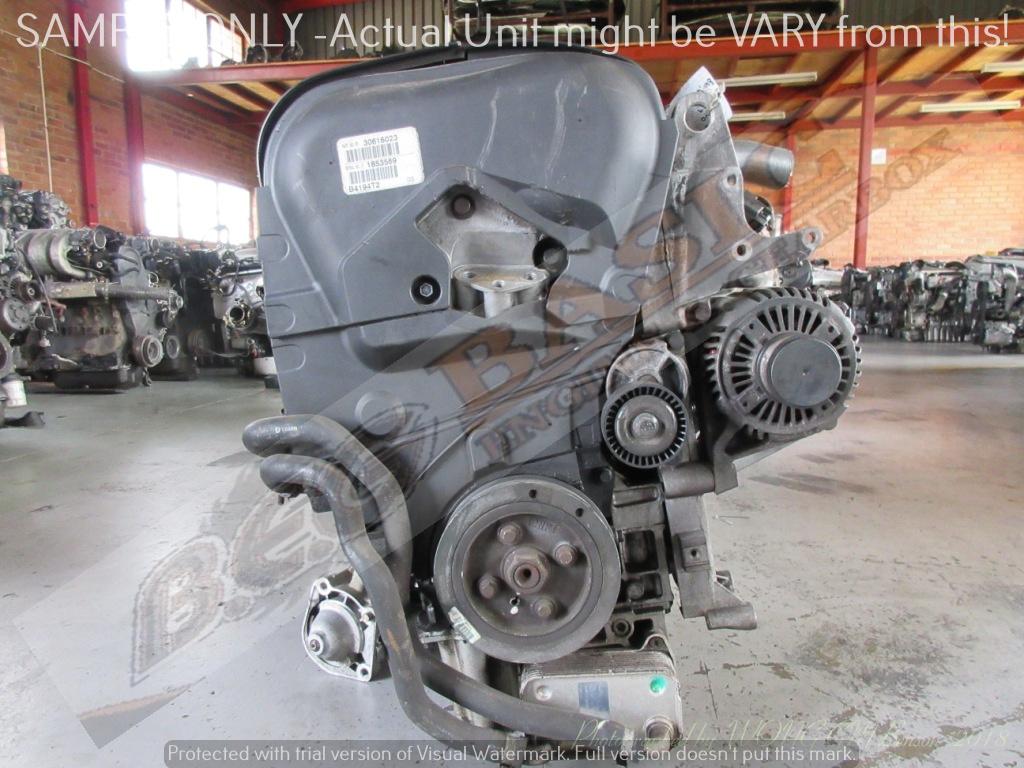 VOLVO S40 -B4194T2 1.9L TURBO EFI 16V Engine
