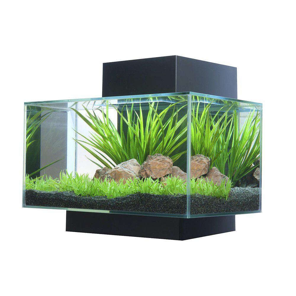 Fluval - Edge 21 Aquarium 23 Litre - LED Gloss Black. Retail: R 2809. Our Price: R 1400