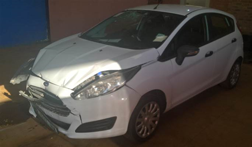 Ford Fiesta 1.4 Gearbox For sale