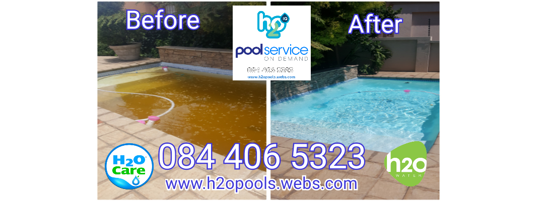 H2O Pool Services