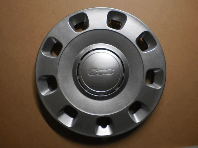 fiat 500 wheel hub caps forsale price r150 each   junk mail
