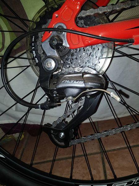 "29"" - 27 Speed Mountain Bike"