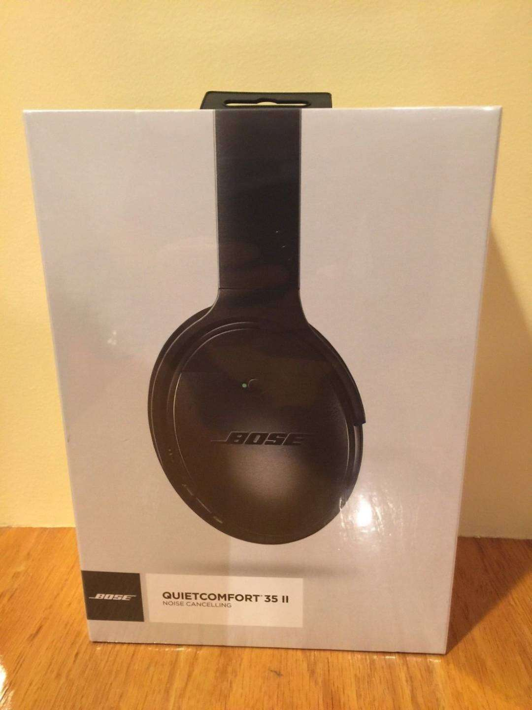 Bose QuietComfort 35 II Headphone