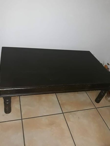 Indonesian coffee table