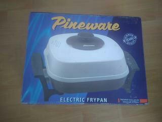 Electric Frypan (Pineware)