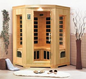 Indoor  4 person Sauna