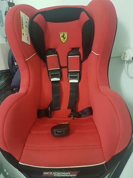 Ferrari Car Chair