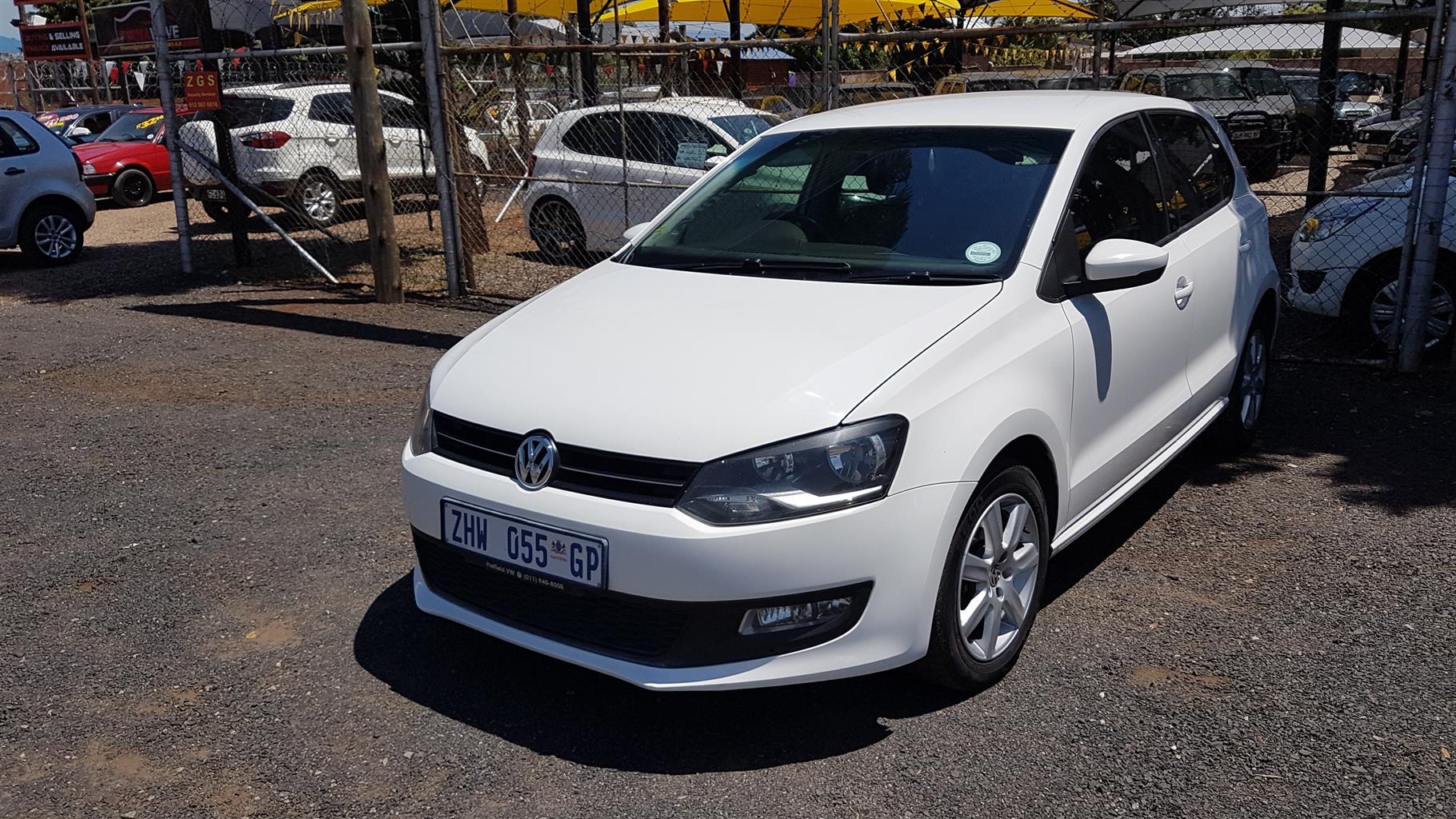 Beste Vw Polo 1.6 For Sale In Pretoria | RLDM ZQ-59